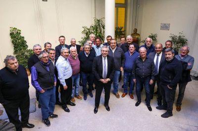 ¿Qué pasó en la reunión entre Fernández y la cúpula de la CGT?