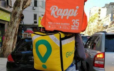 La Justicia le ordenó a Glovo y Rappi que blanquee a los trabajadores y les provea el equipamiento