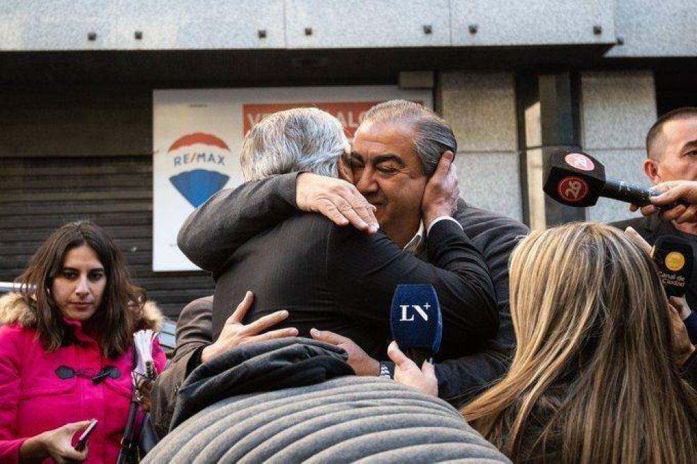 """La CGT y un guiño a Alberto Fernández: """"Estamos para ayudarlo"""""""
