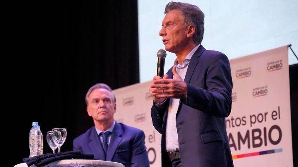 Mauricio Macri llegará a Santa Fe para reunirse con los presidentes del Mercosur y encabezar un acto de campaña