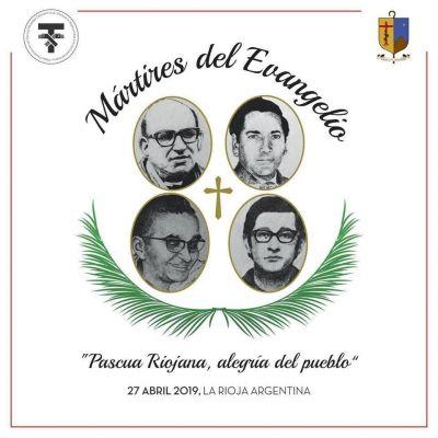Argentina celebra la primera fiesta litúrgica de los beatos mártires de La Rioja
