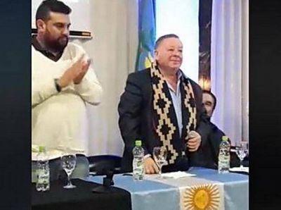 """Guzmán, candidato a intendente de Balcarce : """"Nuestra lista es de gente sin contaminar"""""""