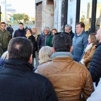 """Montenegro y Arroyo del Barco: """"Las obras que hace este gobierno son para siempre"""""""