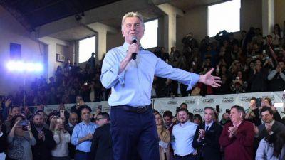 Macri confirmó que juegan todo a achicar la distancia en las PASO