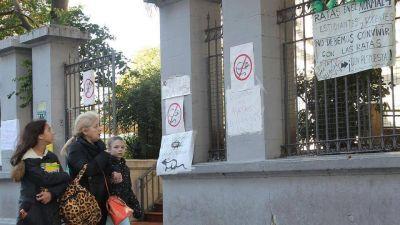 La Multisectorial por la Escuela Pública exige escuelas seguras y en