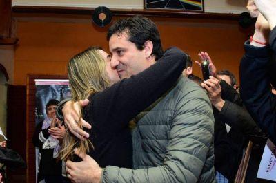 Abad inició recorrida para apoyar a candidatos a intendente en distritos de La Quinta