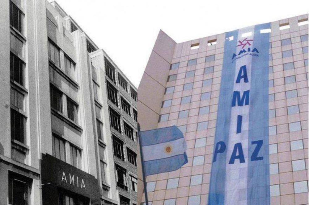A las 9.53, el acto central de conmemoración de los 25 años del atentado a la AMIA