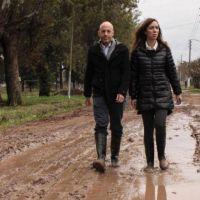 Ducoté inaugura maternidad financiada con fondos de una papelera contaminante