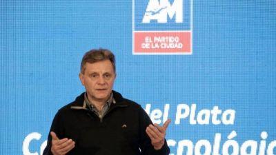 Pulti encabeza las encuestas en Mar del Plata