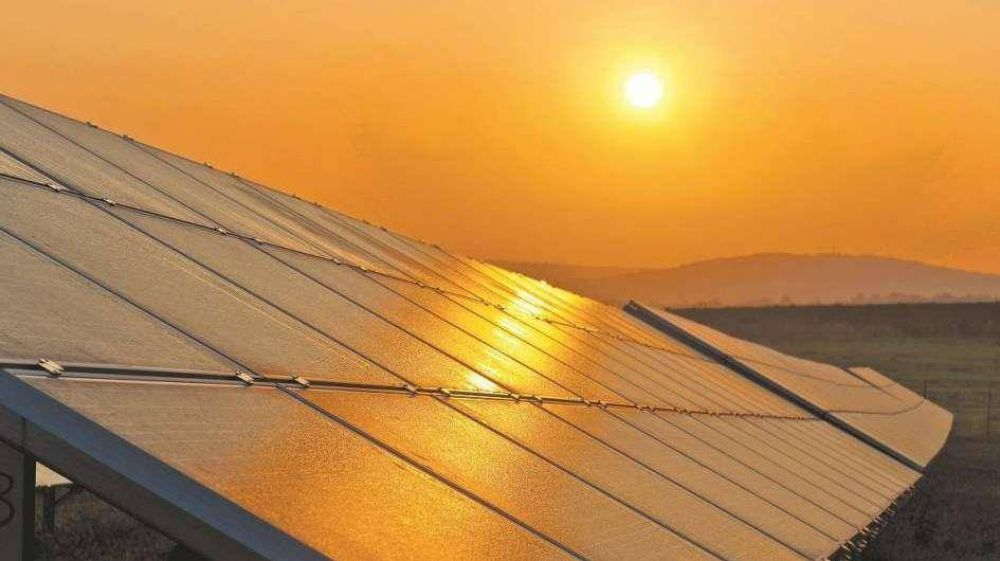 Construyen en Santa Rosa un parque solar a través del Bono Fiscal