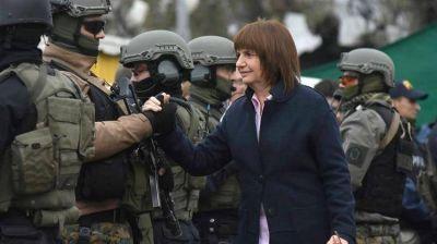 El Gobierno otorgó un aumento salarial para gendarmes, prefectos y policías federales