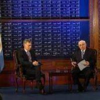 """Fuerte respaldo a Mauricio Macri en la Bolsa de Comercio: """"Apoyamos las políticas que estén lejos del populismo"""""""