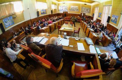 El Concejo aprobó el Presupuesto 2019