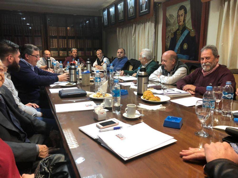 Se reunió el consejo nacional de la IndustriALL Global Union