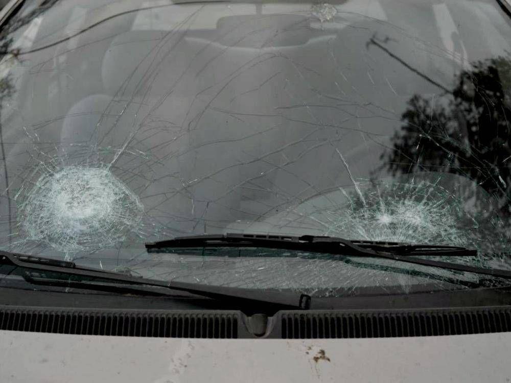 """Brutal video: La """"62"""" Mendocinas repudiaron la violencia de un militante de cambiemos"""