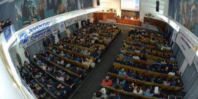 """La Juventud Sindical de la CGT se prepara para dar batalla a las tres reformas de Macri: """"Lo peor no pasó y lo vamos a enfrentar"""""""
