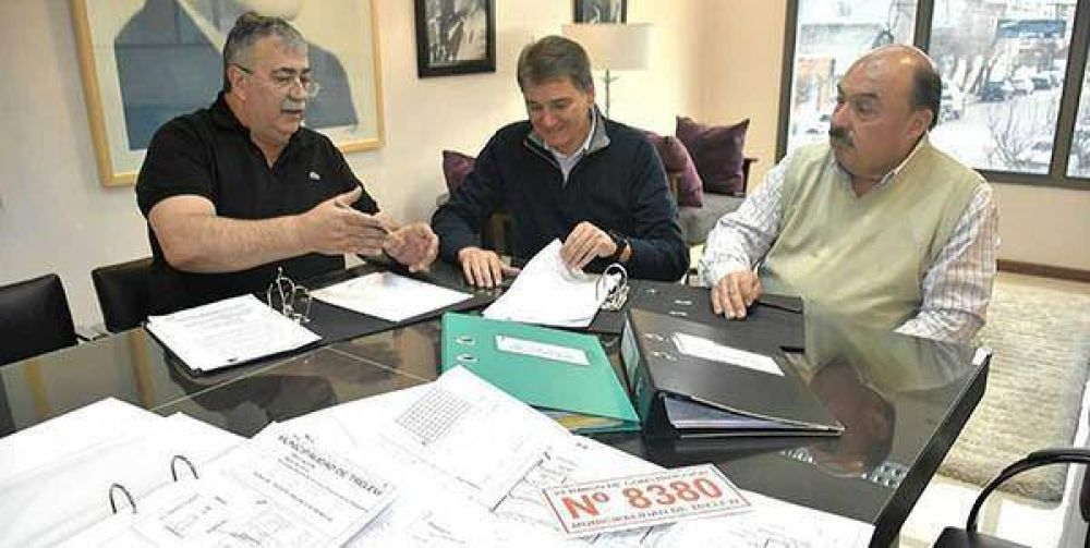 Luz y Fuerza de la Patagonia firmó acuerdos por obras en Trelew, Rawson y Puerto Madryn