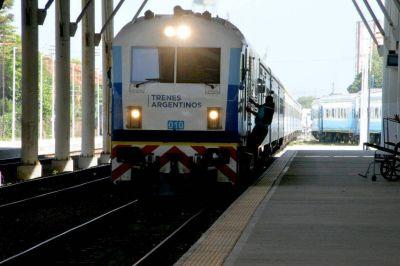 En las vacaciones de invierno el tren a Mar del Plata suma un servicio directo