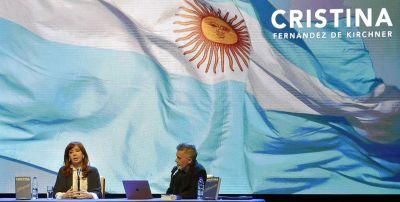 """Cristina Kirchner en Mar del Plata: """"Nunca pensé que Macri iba a hacer lo que hizo"""""""
