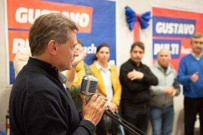 Pulti llamó a los marplatenses a cortar boleta y votar por la ciudad