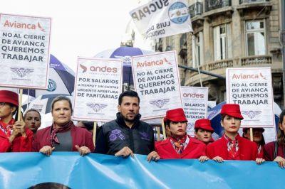 Aeronavegantes se declaró en alerta por convocatoria de acreedores en Avianca