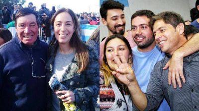 Vidal y Kicillof pelean voto a voto la elección en el conurbano bonaerense