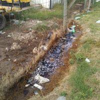 Vecinos reiteran pedido para que finalicen obra hídrica