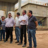 SAMEEP constató las nuevas instalaciones en El Impenetrable junto al gobernador