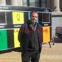 El municipio presento el primer Punto Limpio móvil