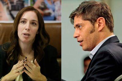 Vidal se focaliza en el conurbano para buscar recortar la diferencia