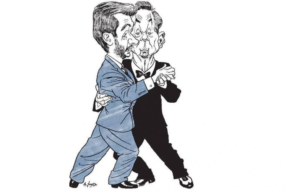 Pichetto-Peña: un encuentro de dos culturas políticas, forjado por el espanto