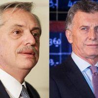 Fernández sigue al frente en intención de voto, pero Macri reduce la ventaja