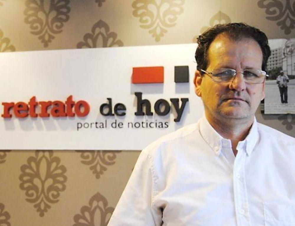 """Alejandro Martínez (FI): """"Hay un gobierno que ha desbarrancado completamente"""""""