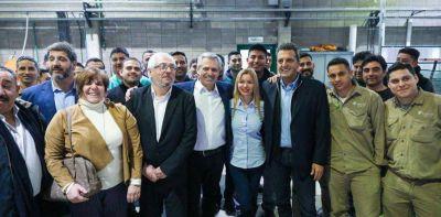 Alberto Fernández, con el ojo puesto en Córdoba: fiscalización y seducción del voto anti K