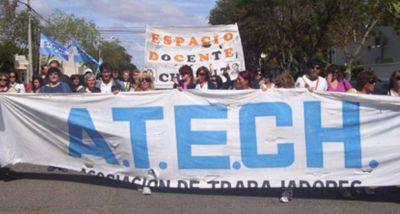 Los docentes de Chubut declararon paro de 48 horas y las clases no comienzan tras el receso