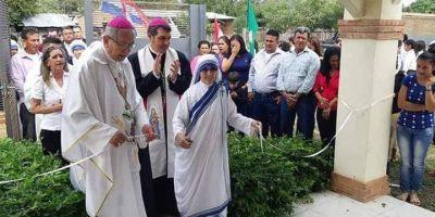 Madre Teresa de Calcuta en Paraguay