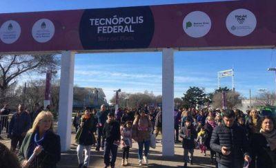 Tecnópolis, el lugar elegido en vacaciones: más de 100 mil personas recorrieron la feria