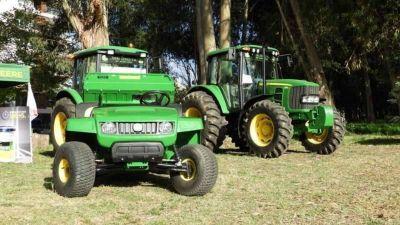 La ganadería y una muestra dinámica de maquinarias en la tercera edición de AgroCrece