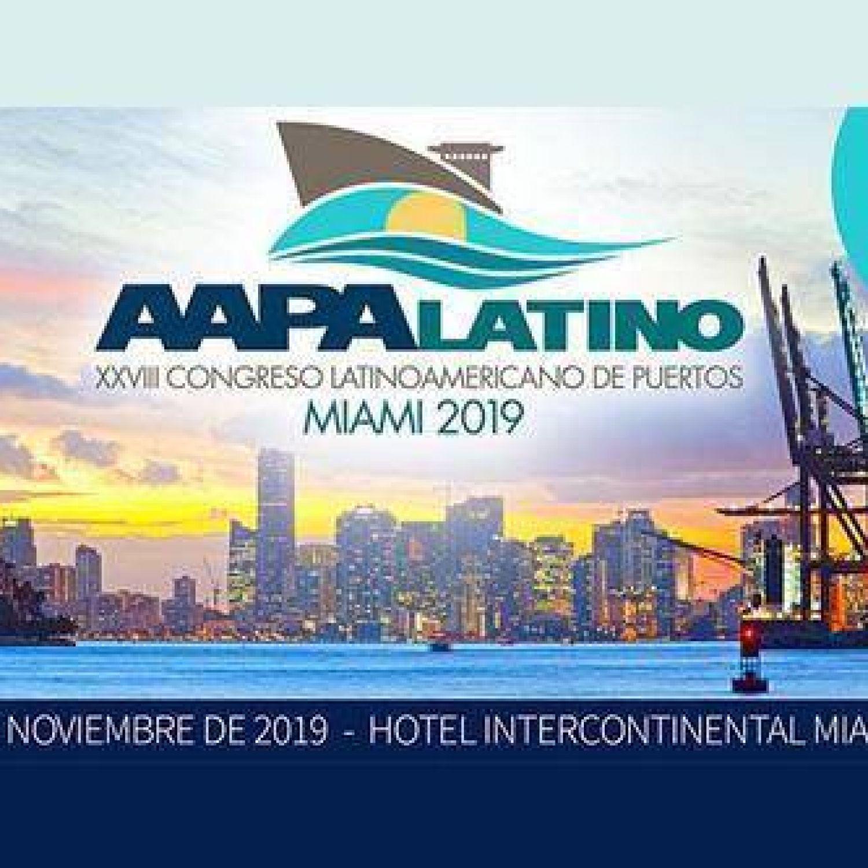 Los pesos pesados de los puertos se reunirán en Miami en el Congreso Latinoamericano de la AAPA