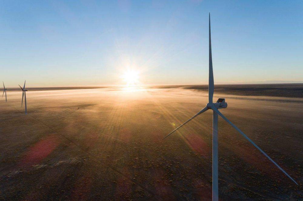 Chubut suma más inversiones en energía eólica