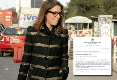 La súper paritaria de la Oficina Anticorrupción de Laura Alonso