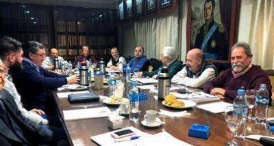 Reunión de los sindicatos argentinos adheridos a la IndustriALL
