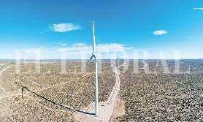 Un parque eólico de Río Negro ya aporta al mercado eléctrico