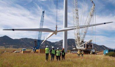Genneia y Pan American Energy desarrollarán dos parques eólicos en Chubut
