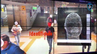 Ciudad: Larreta, cuestionado por el uso del sistema de reconocimiento facial