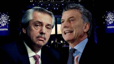 La polarización extrema entusiasma pero también desafía a Mauricio Macri y a Alberto Fernández