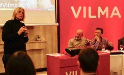 Vilma Baragiola presentó su plan de Gestión Ambiental