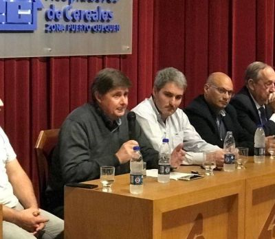 """El intendente de San Cayetano se suma al equipo de Gonzalo Diez para """"trabajar juntos"""""""