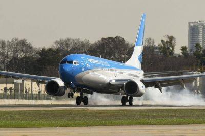 Aerolíneas abrió un registro para que los pasajeros denuncien a los pilotos