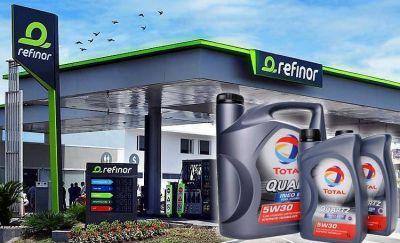 Acuerdo comercial entre Refinor y Total Especialidades Argentina